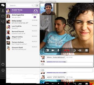 تنزيل برنامج فايبر Viber 215 للكمبيوتر مجاناً بروابط مباشرة.