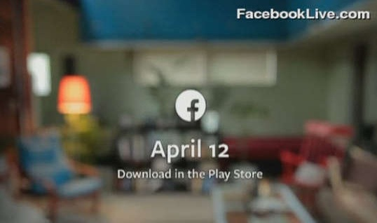 facebook home app release