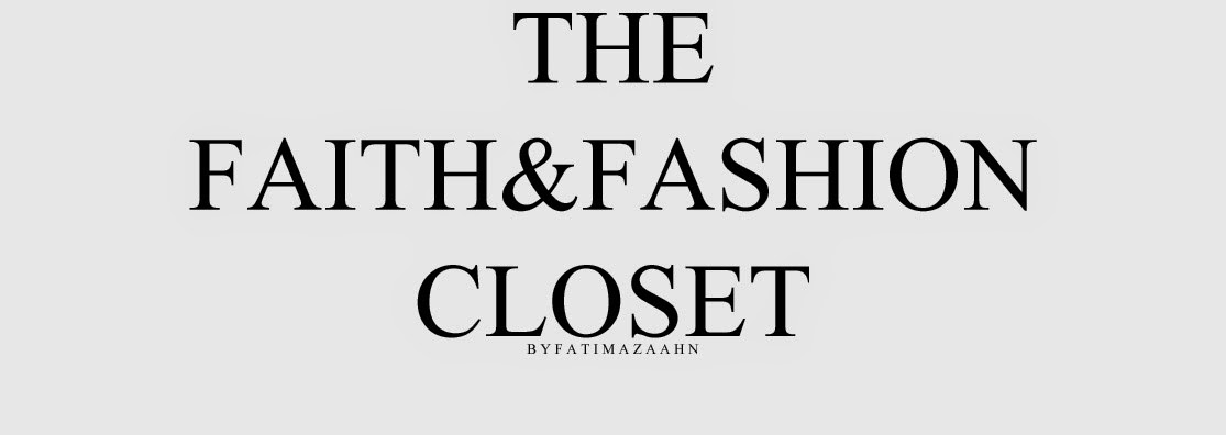 The Faith & Fashion Closet