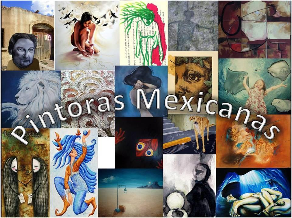 Pintoras Mexicanas