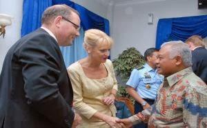 Menhan terima kunjungan delegasi SAAB Swedia
