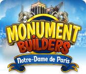 เกมส์ Monument Builders - Notre Dame