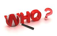 Como fazer perguntas com who?
