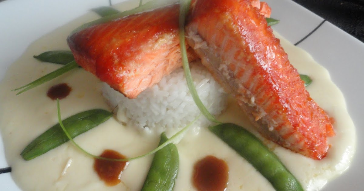 The On-Call Cook: Miso Salmon