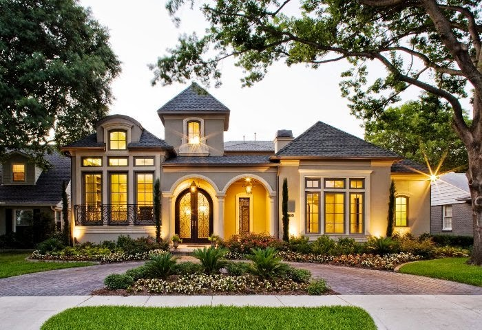 exterior wall painting ideas for home