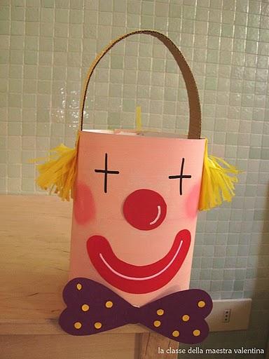 La classe della maestra valentina il secchiello pagliaccio for La classe della maestra valentina primavera