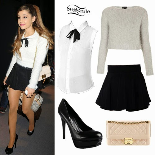 OUTFIT ARIANA GRANDE
