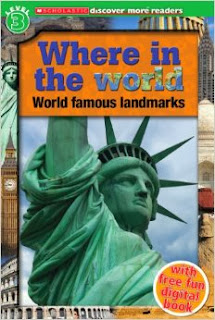 Scholastic Discover More Reader Level 3: Where in the World?