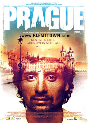 Prague First Look Poster
