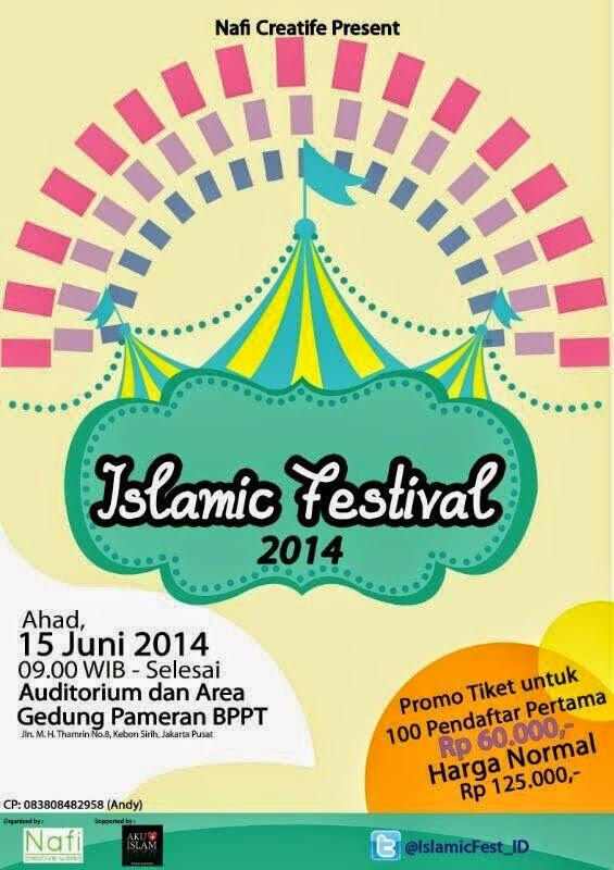 sang pena, islamic festival 2014, komunitas aci