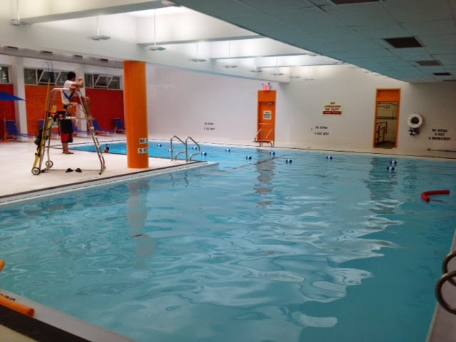 Roosevelt Islander Online Roosevelt Island Westview Building Pool Opens Excellent Renovation Job