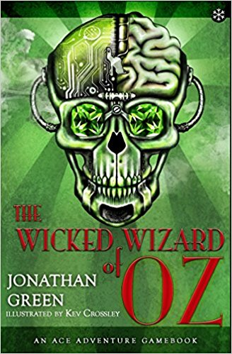 Pre-order The Wicked Wizard of Oz