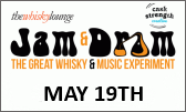 The Whisky Lounge&#39;s Jam &amp; Dram