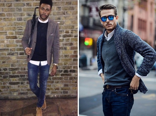 layering for men this autumn