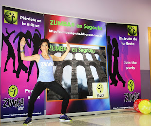 ZUMBA® Segovia clases