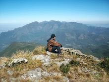 Pedra Furada 2589 m