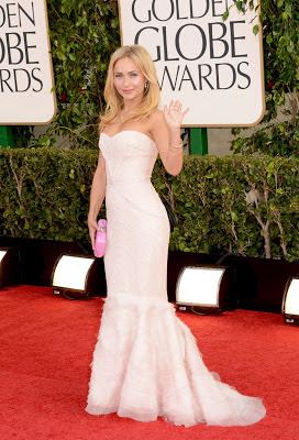 Hayden Panettiere at 70th Annual Golden Globe Awards