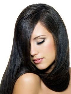 natural straight hair treatment