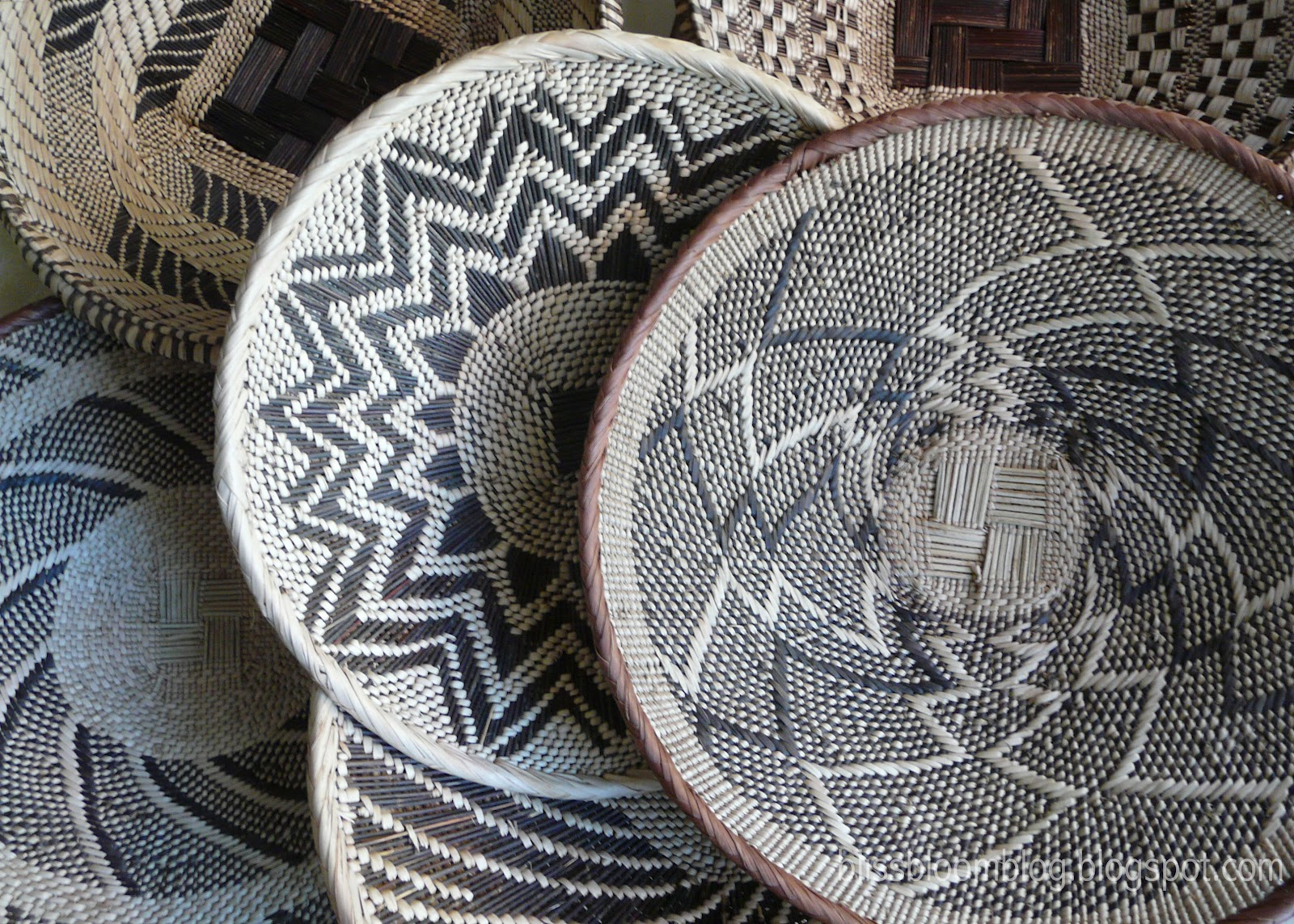 Wall Baskets Decor home] african basket wall decor