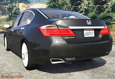 Baixar carro Honda Accord 2015 Para GTA V