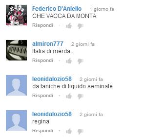 Commenti Nicole Minetti