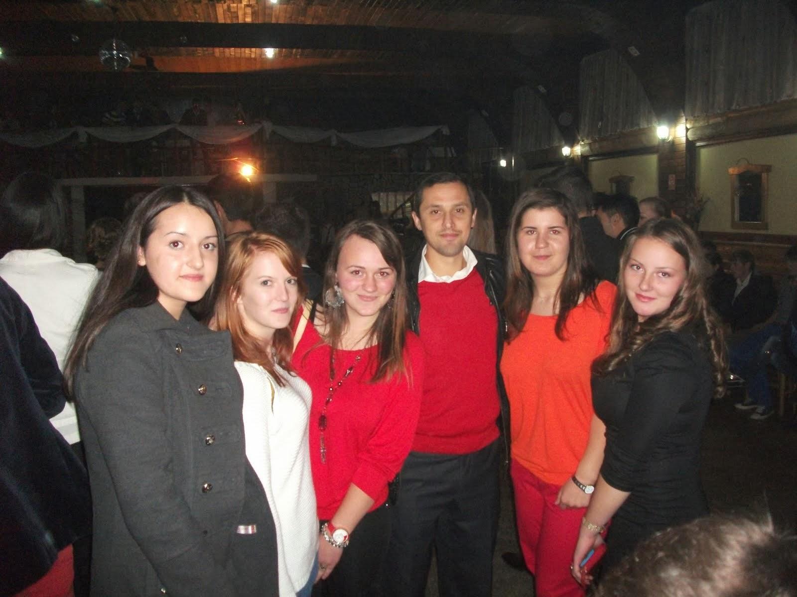 Aspect de la Balul Bobocilor, 15.11.2013...