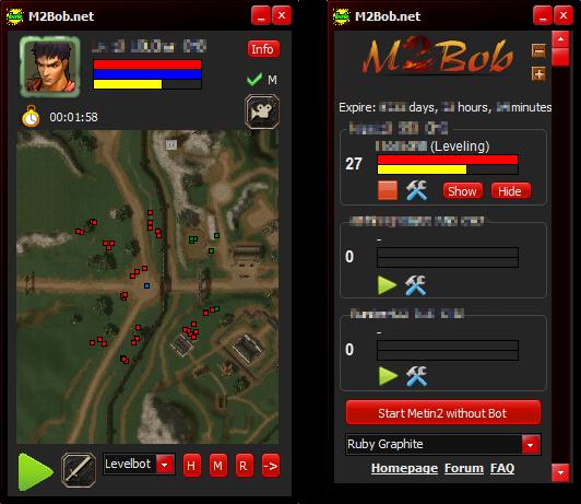 Metin2 M2Bob Oyun Hile Botu Bedava v2.2.14 Yeni Versiyon indir