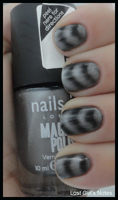 Nails inc. trafalgar square magnetic nail polish swatches