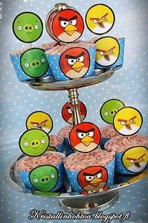 Angry Birds synttärit