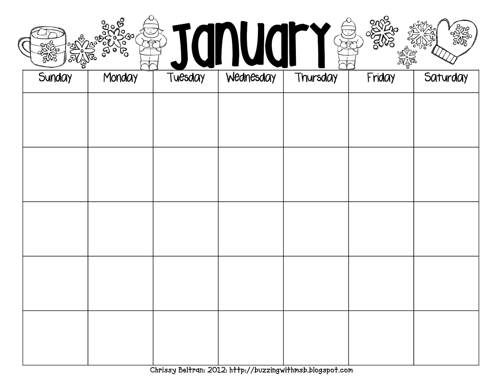 Calendar Book Printable : Reading log template for th grade daily