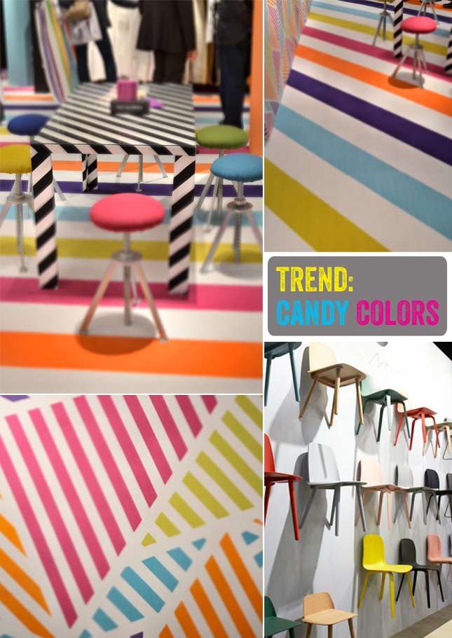 Interior Trends 2013 from the imm Design Fair