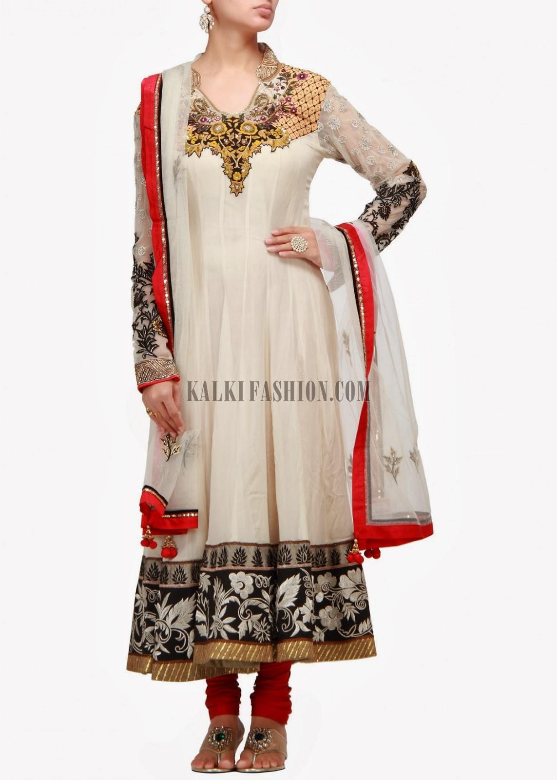 Hairstyles For Short Hair On Salwar Suits : ... Designs Churidar Anarkali Designs Black Anarkali LONG HAIRSTYLES