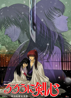 Download anime Rurouni Kenshin Tsuiokuhen