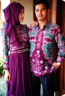 20 Model Baju Batik Sarimbit