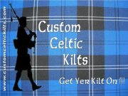 Custom Celtic Kilts