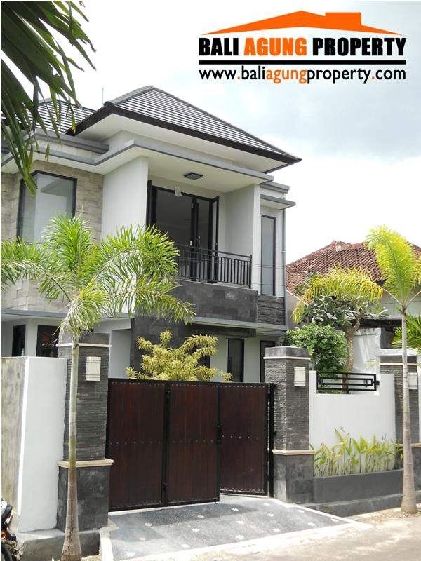 Bali Agung Property Dijual Rumah Minimalis Type 180 200 Lokasi Gatot Subroto Barat Denpasar Terjual