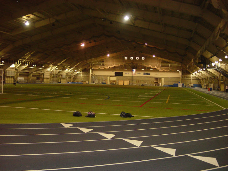 Loftus Indoor Training Facility Notre Dame