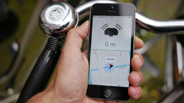 Coolest Smartphone Bike Locks and Trackers (15) 2