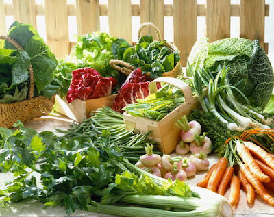 Rắc rồi về sức khỏe khi ăn rau xanh sai cách