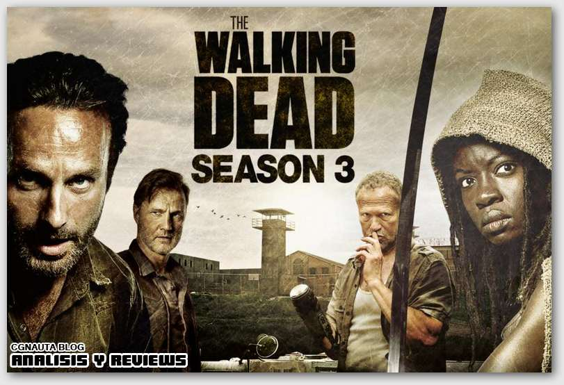 The walking dead temporada 3 - online hd