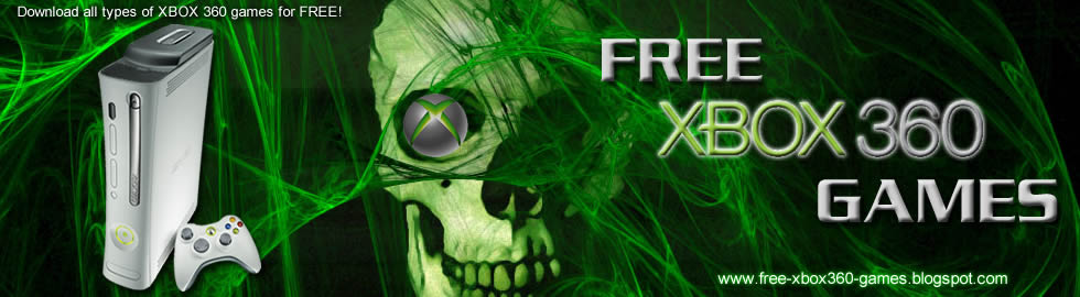 Free Xbox 360 Games Download