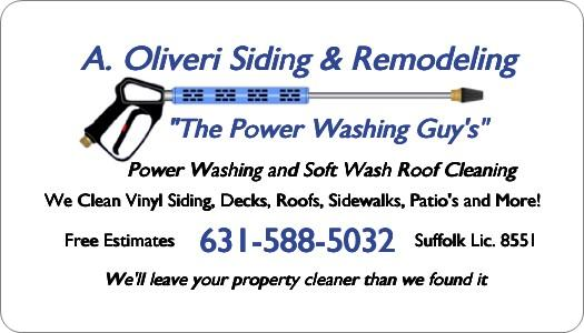 Long Island Power Washing And Roof Cleaning Suffolk County