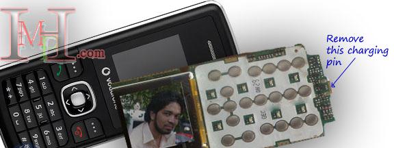 Mobile Cellular  Nokia 6210 Navigator Phone Heat 2700c