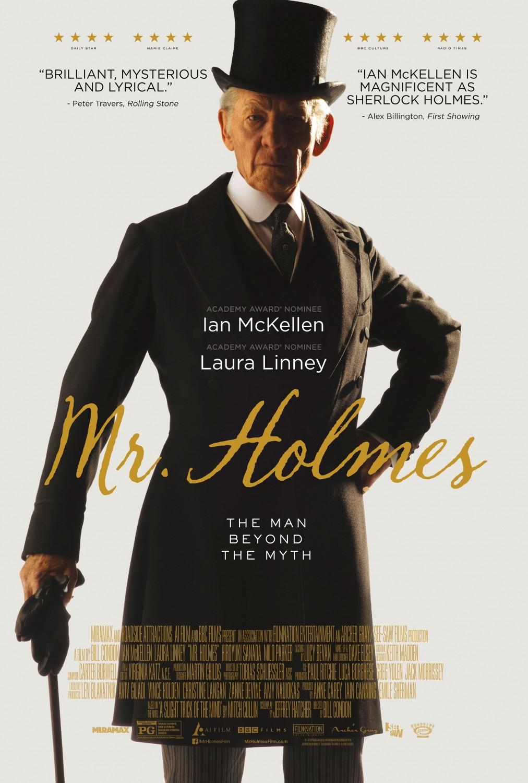 Sr. Sherlock Holmes – Dublado