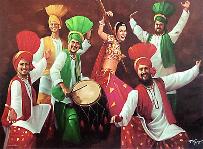 Punjabi Lyrics of Songs