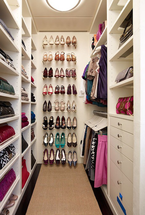 I Might Add A Little Square Or Round Ottoman To Add Some Softness, But  Otherwise, Iu0027m Dreaming Of This Closet.