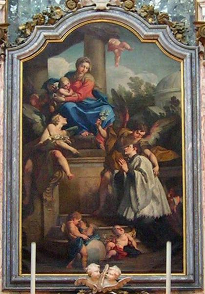 Idle Speculations St Aloysius Gonzaga