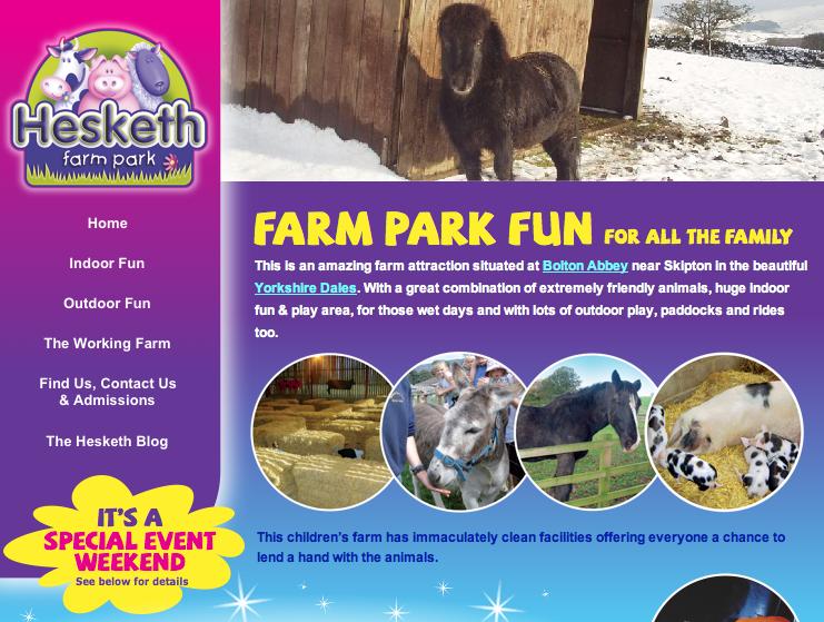 Hesketh Farm Park Cafe