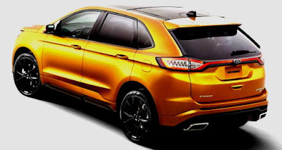 Ford Edge Specs 2015 Review