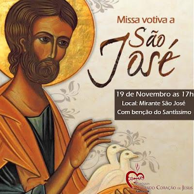 Missa Votiva a São José